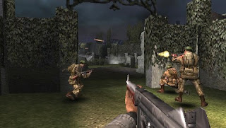 Download Call Of Duty Roads To Victory PSP For PC Full Version.