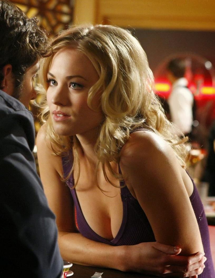 Sarah Walker protagonista de la serie Chuck