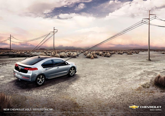 シボレー・ボルト | Chevrolet Volt (2011- )