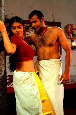 Actress Prathishta Rasaleela movie hot stills