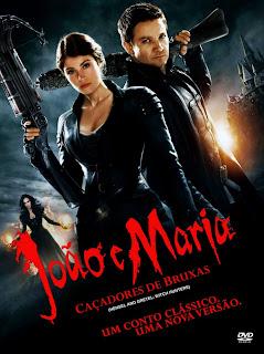 João e Maria: Caçadores de Bruxas - DVDRip Dual Áudio