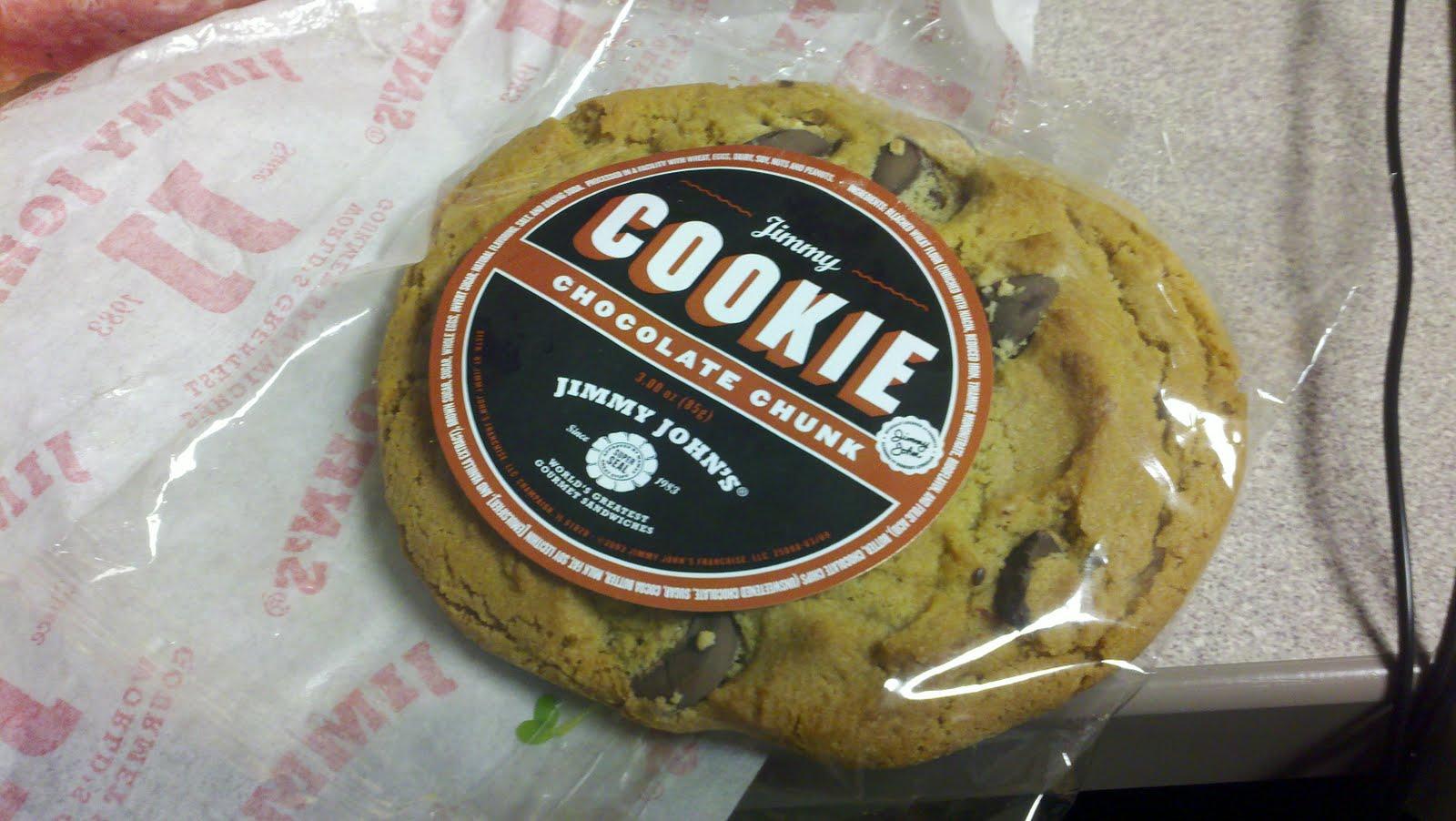 Jimmy John S Triple Chocolate Cookies Recipe