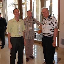 Viktor Radun Teon sa prof. dr Draganom Domazetom, rektorom univerziteta Metropolitan