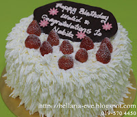 Lateo Strawberry Cake