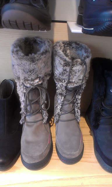 IMAG1216 Warm Winter Boots & Merrell Bargains!