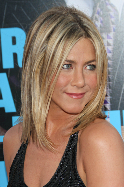 Jennifer Aniston Haircut Hairstyle Ideas: 2012-01-22
