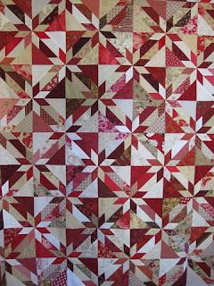 Stash Bee: Hive #7--January Tutorial--Hunter's Star : hunter star quilt pattern - Adamdwight.com