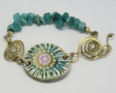 Sunburst Bracelet by Bay Moon Design