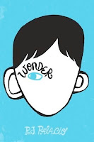 bookcover of WONDER by R. J. Palacio