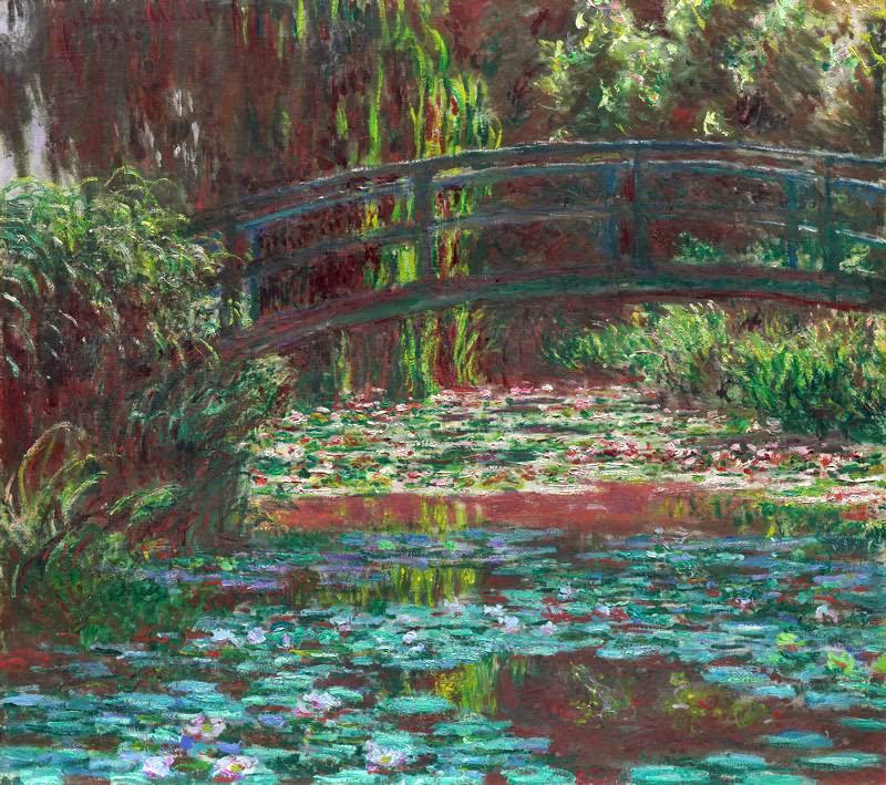 ART & ARTISTS: Claude Monet - part 22 1896 - 1897 (1926)