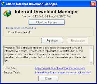 Free Download IDM Gratis No Registered