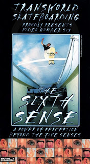 SKATERNOISE TRANSWORLD - The Sixth Sense