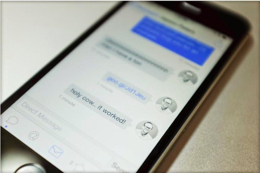 Tweet Mensaje Directo Con Link