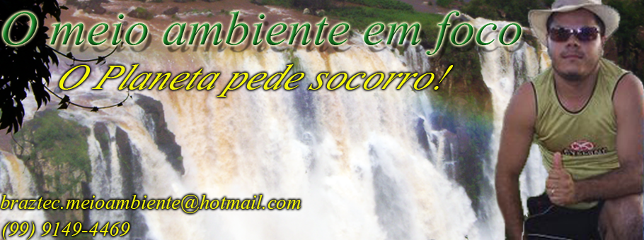 Vantuil Braz - Blog Ambiental