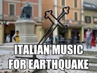italian music for earthquake
