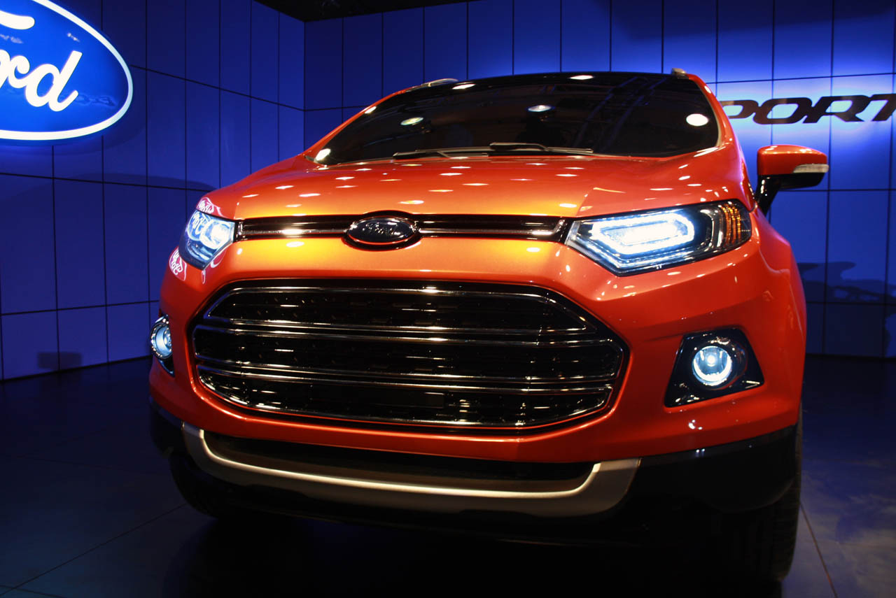 Ford Ecosport Ford Ecosport  Ford Ecosport India Ford Ecosport Video Ford