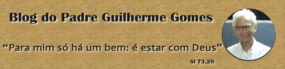 Blog do Pe. Guilherme Gomes