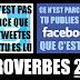 Proverbes XXIè siècle