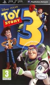 Download - Toy Story 3 - PSP - ISO