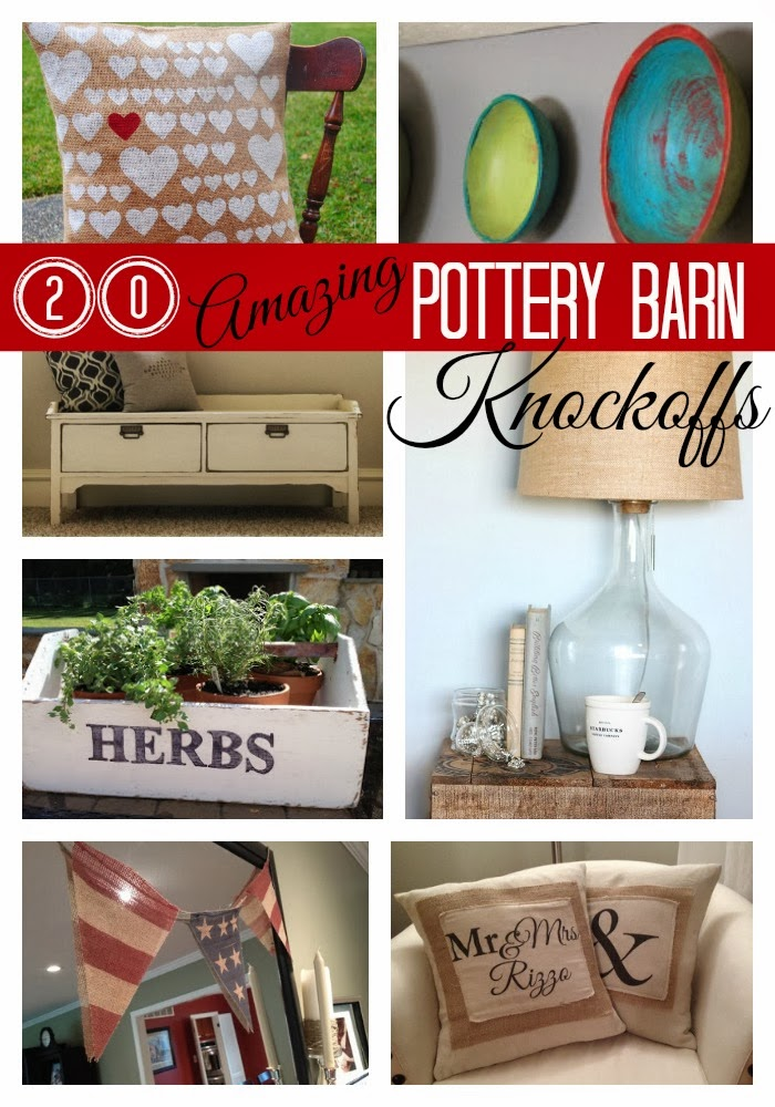 http://www.twoityourself.com/2014/01/20-pottery-barn-knockoff-diy-projects.html