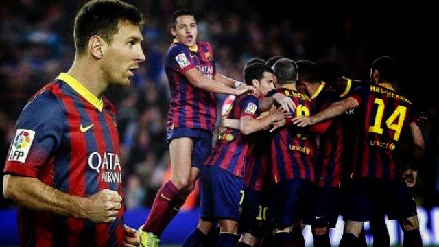 13 لاعبا ينوي برشلونة طرحهم للبيع