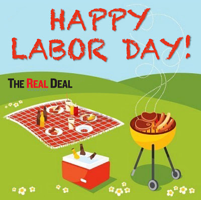 On this labor day, you can choose to make steaks, ribs or even hot dogs or hamburgers, and be sure to make it easy on yourself.