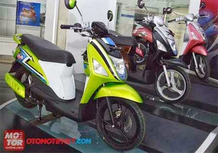 Suzuki Let's Stop Produksi