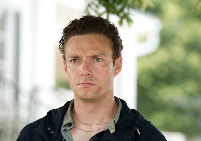 The Walking Dead - Aaron (Ross Marquand) in Episode 5