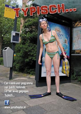 SOLO PROGRAMMA  // duur 30 min.  // foto  & ontwerp flyer: Jan de Bruyn
