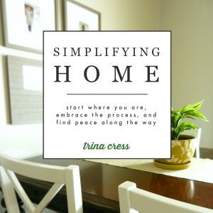 Simplifying Home ebook . . .