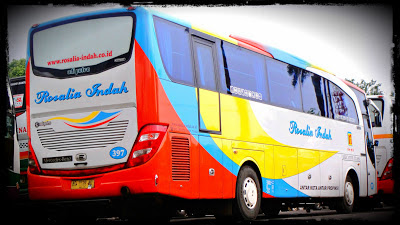 Royal Coach Jetbus HD PO Rosalia Indah