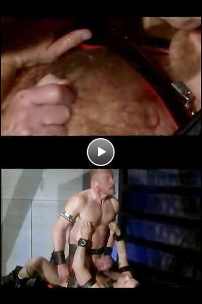 gay spanking video