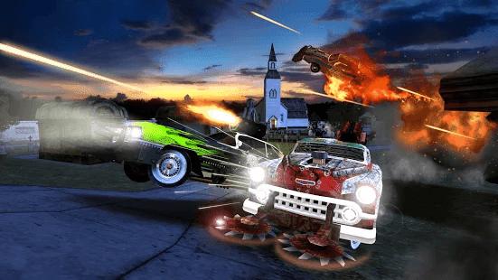 Death Tour Racing Mod Apk Data