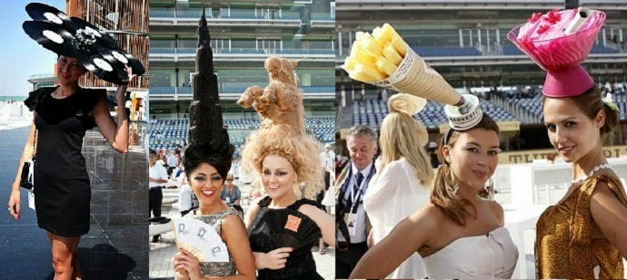 Dubai World Cup Fashion