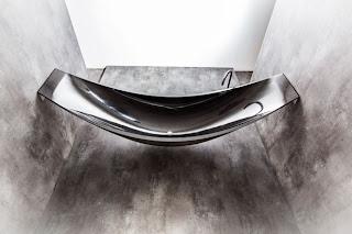 Bañera de diseño