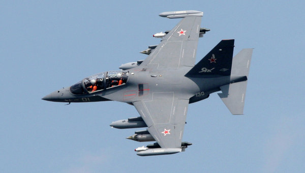 Yakolev yak-130, libya telah teken kontrak pembelian yak-130. (foto