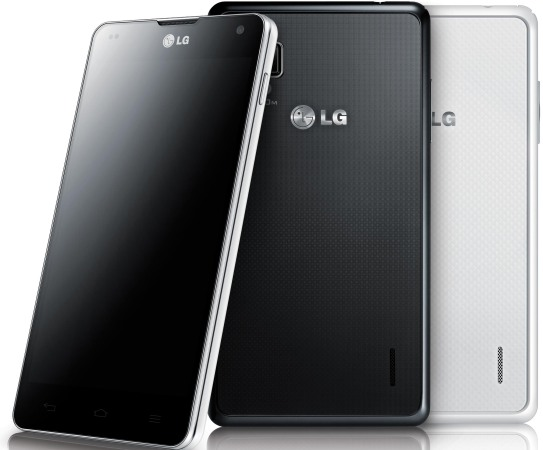 LG Optimus G pro full HD (1080p) smart phone