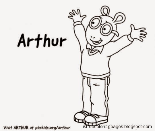 arthur coloring pages Arthur Coloring Pages | Free Coloring Pages arthur coloring pages