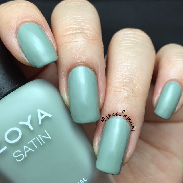 zoya naturel satin sage