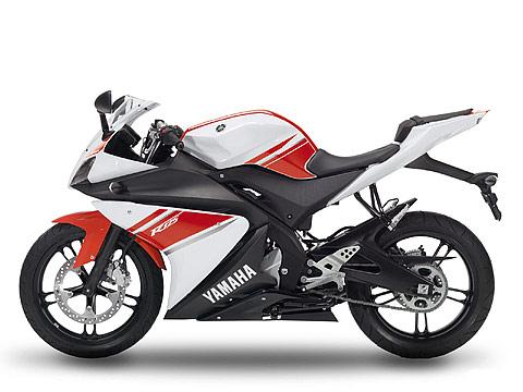 2008 Yamaha YZF-R125 | Yamaha Pictures