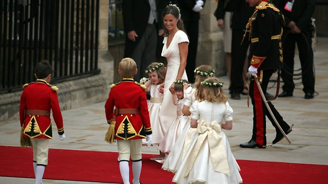 pippa middleton boyfriend. of Honour Pippa Middleton