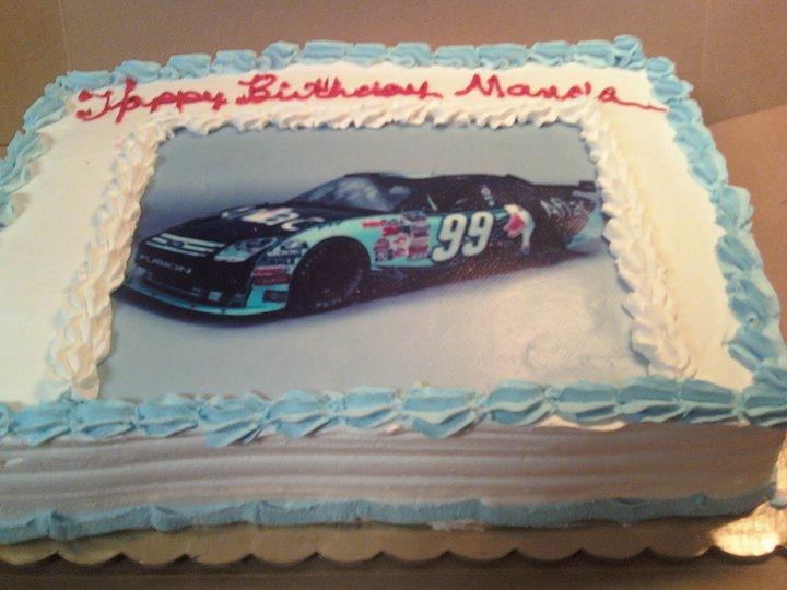 amandas birthday cake that