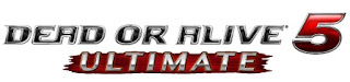 doa 5 ultimate logo Dead or Alive 5 Ultimate (360/PS3)   Logo & Press Release