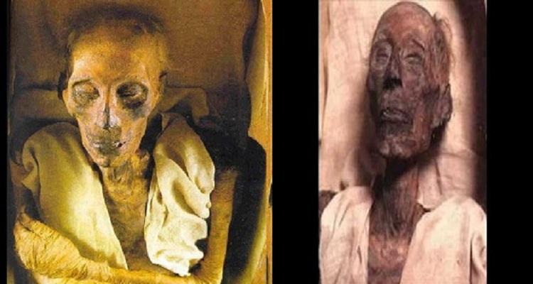 معجزة أذهلت العلماء فى تحليل كيفية موت فرعون