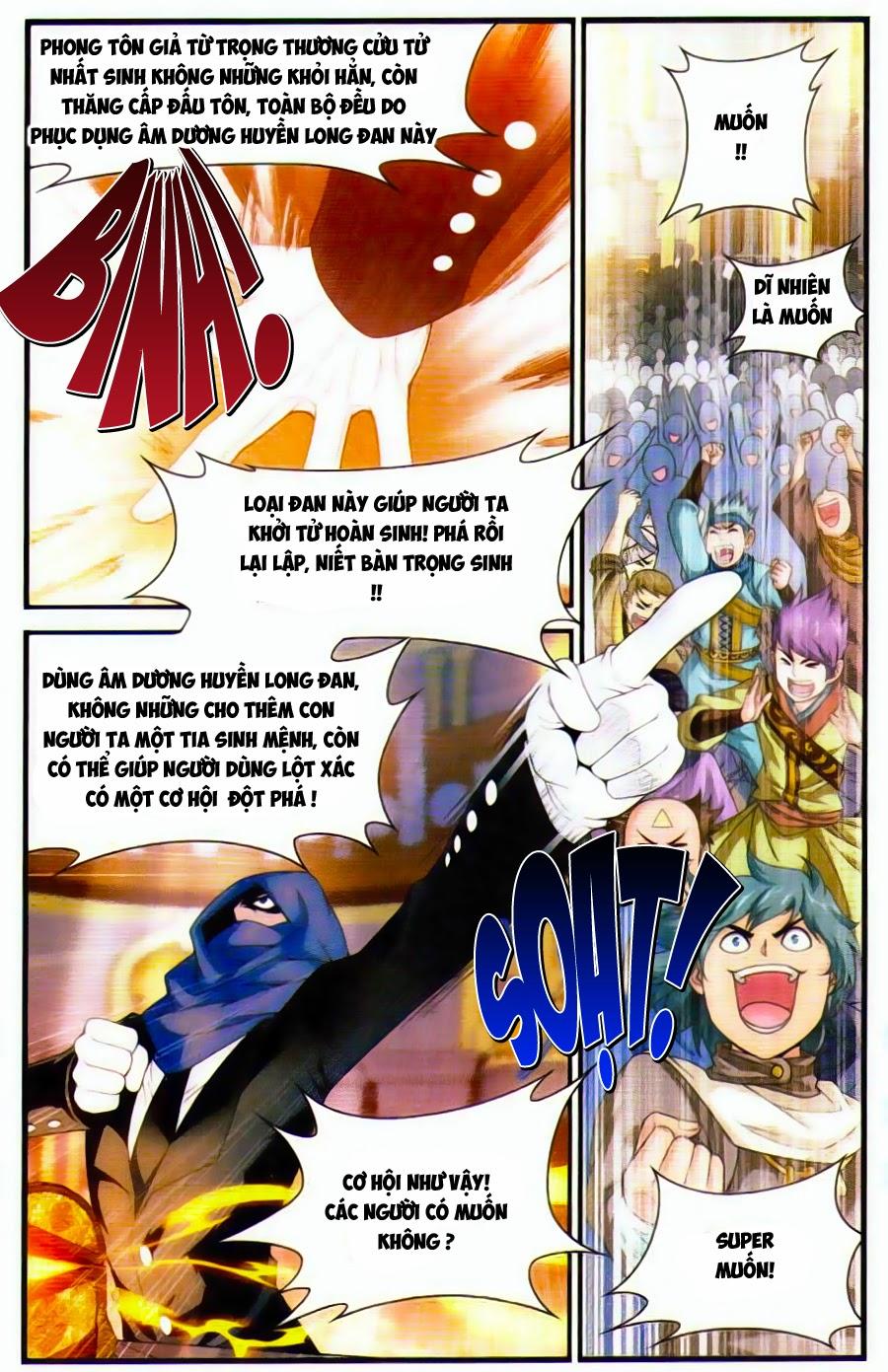 Đấu Phá Thương Khung chap 102 page 8 - IZTruyenTranh.com