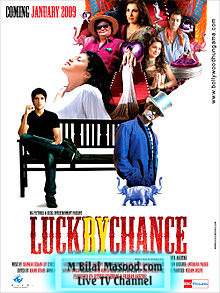 Luck by Chance Full Hindi Movie Watch Online And Download Free