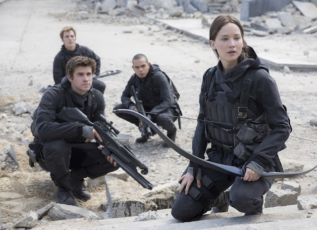 jennifer lawrence hunger games 4 mockingjay 2 still