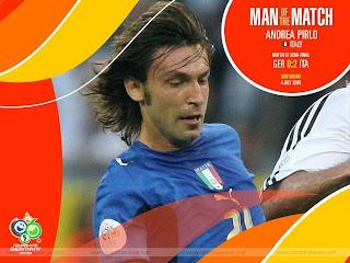Andrea Pirlo AC Milan Wallpaper 2011 5