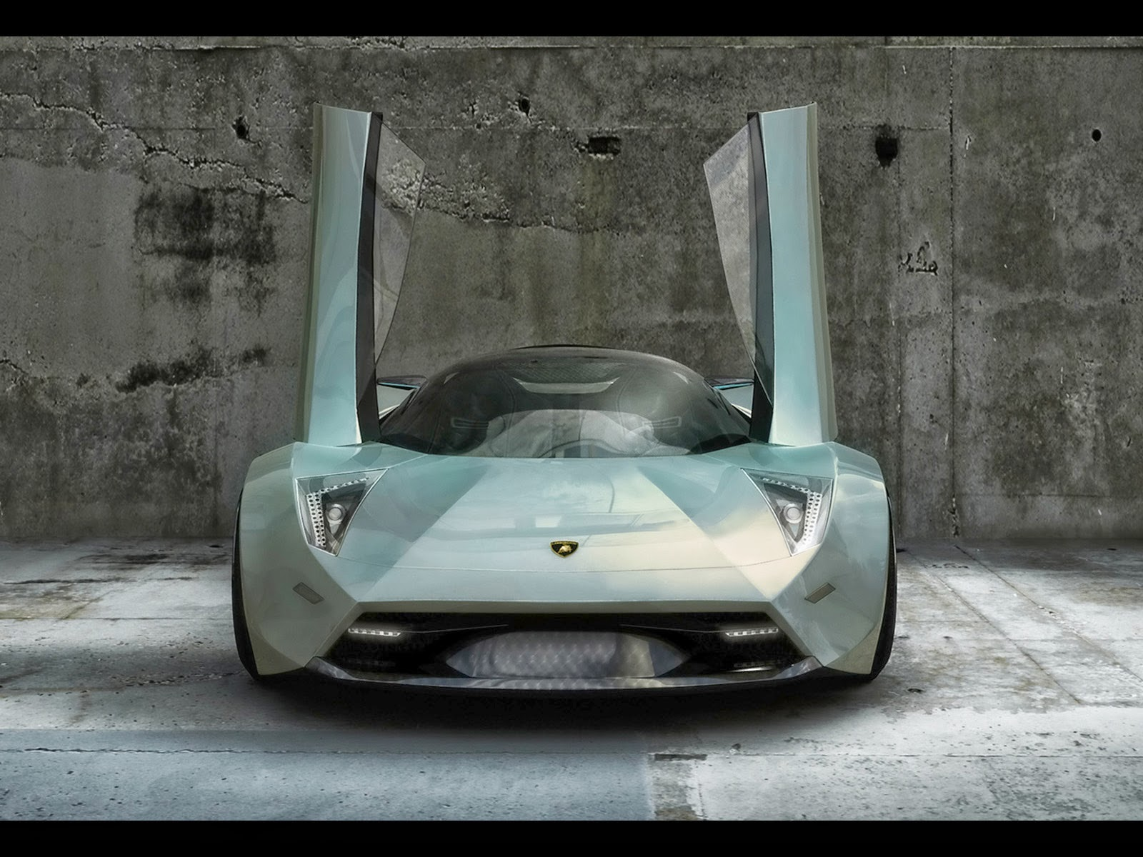 Lamborghini Insecta Concept hd wallpapers