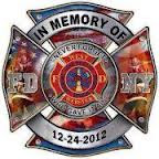 In memory of fallen West Webster Firefighters 12/24/12